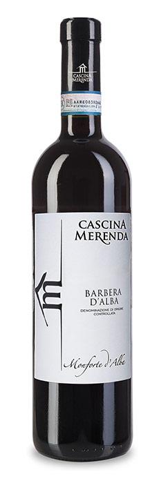 Barbera d'Alba - Cascina Merenda